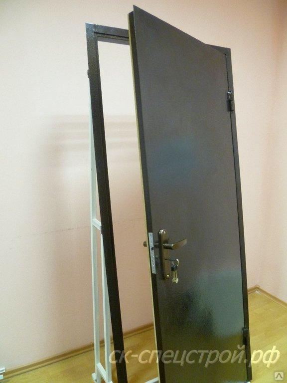 металлическая дверь 2000 на 800