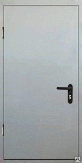 Противопожарные двери стандартных размеров в наличии от 13000 руб!